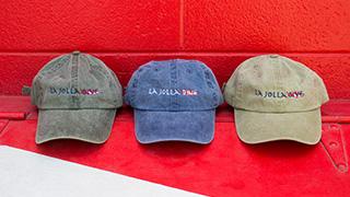 La Jolla Dive Logo Hats